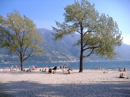 Camping Piccolo Paradiso, à Avegno