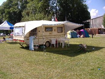 Camping La Ferme de La Corbière