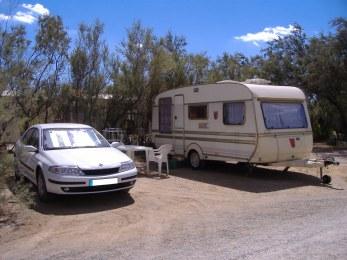 Emplacement camping Côte Vermeille
