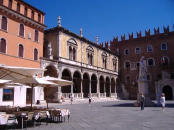 Une place de Verona