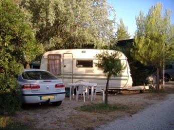 emplacement camping Pineta