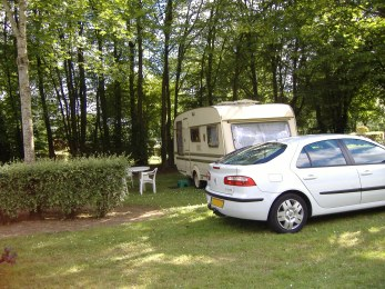 emplacement camping La Roche