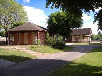 sanitaire camping La Roche