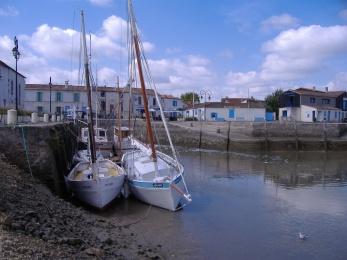 Port de Mornac sur Seudre