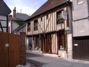 Maison à Aubigny