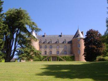 Le chateau de Blancafort