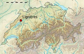 Plan de Lignières