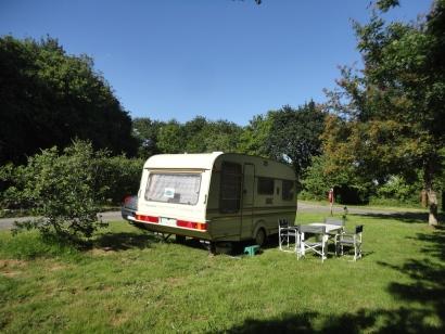 Emplacement camping Parc Lann