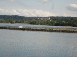 Le lac de Bienne