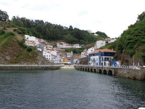 village de Cudillero